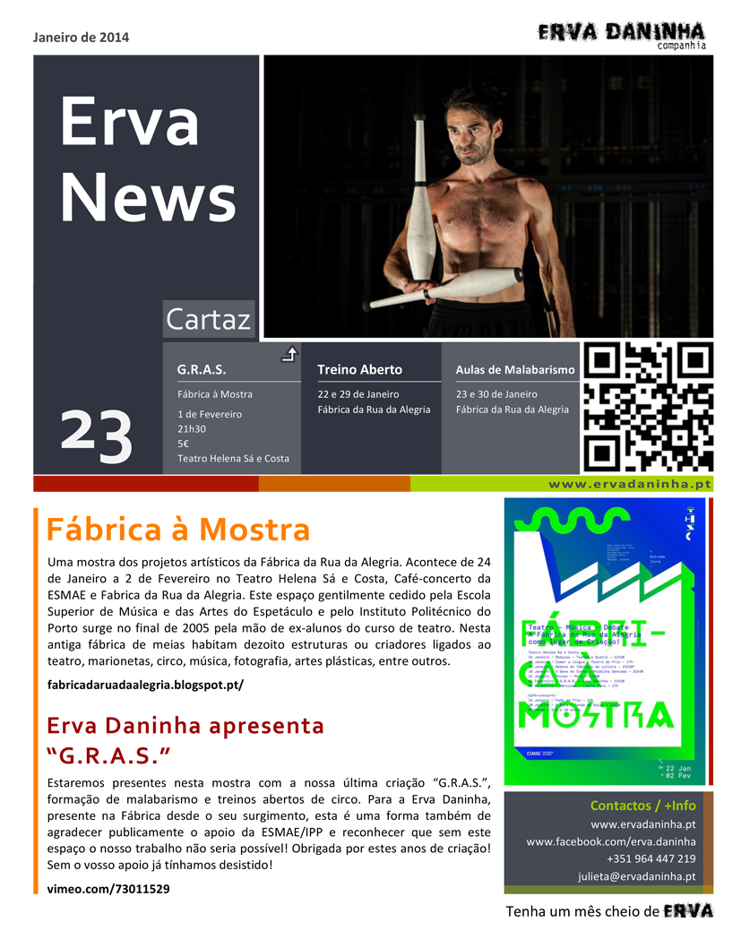 Erva News 23