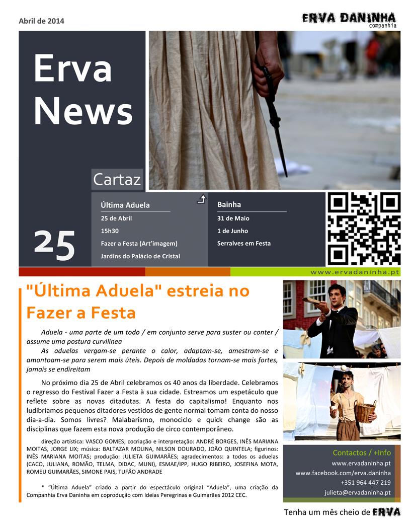 Erva News 25