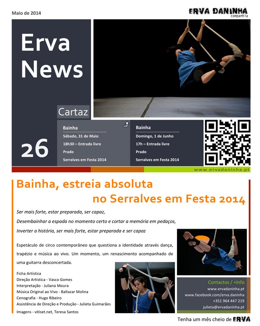 Erva News 26