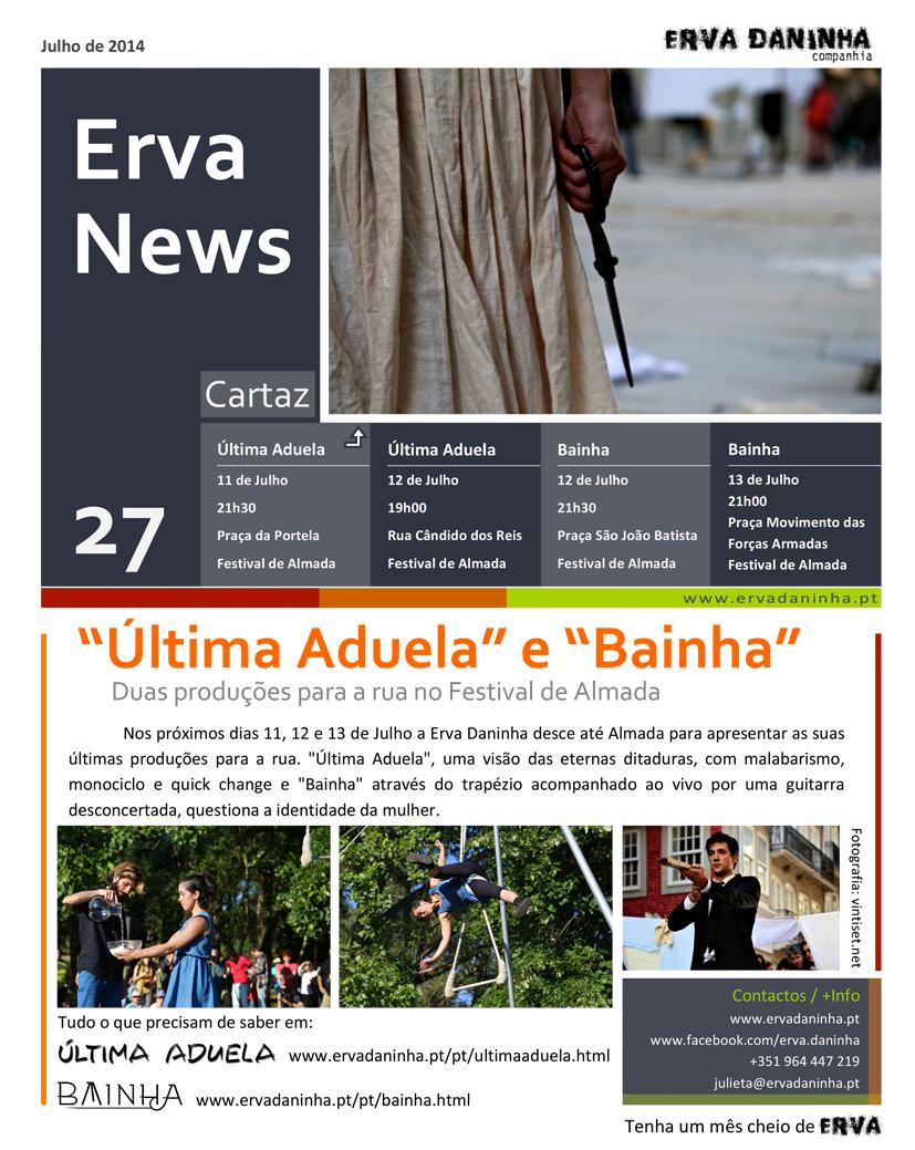 Erva News 27